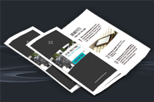Trifold Brochure Design Services