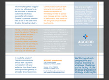 Financial Services Brochure